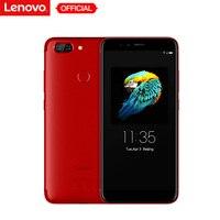 Lenovo S5 K520 4 ГБ Оперативная память 64 ГБ Встроенная память мобильного телефона двойной сзади 13MP + спереди 16MP Face ID 18:9 полный Экран 4 К видео смартф