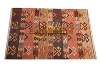 handmade wool kilim rugs living room rug bedroon bedside blanket corridor Mediterranean style 4#gc131yg4