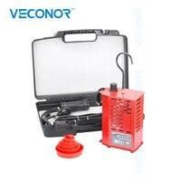 VECONOR автомобильный диагностический дым детектор утечки практичный инструмент с электронным монитор подходит для авто мотоциклов