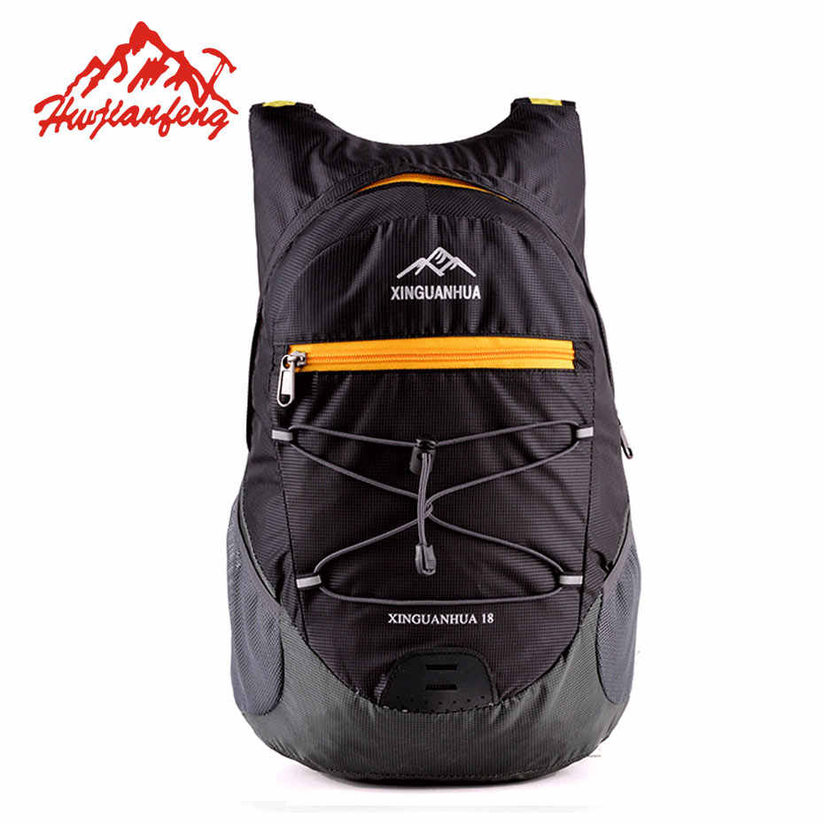 High Quality Durable Waterproof Folding Packable Lightweight Outdoor Travel  Hiking Backpack Daypack Portable Comfortable c47c1439895d5