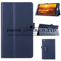 Luxury Litchi Pattern Flip Leather Case Cover For Huawei MediaPad M2 M2 801W M2 803L Huawei