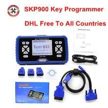 2018 mais novo superobd SKP-900 hand-held obd2 programador chave automática para quase todos os carros skp900 programador chave dhl frete grátis