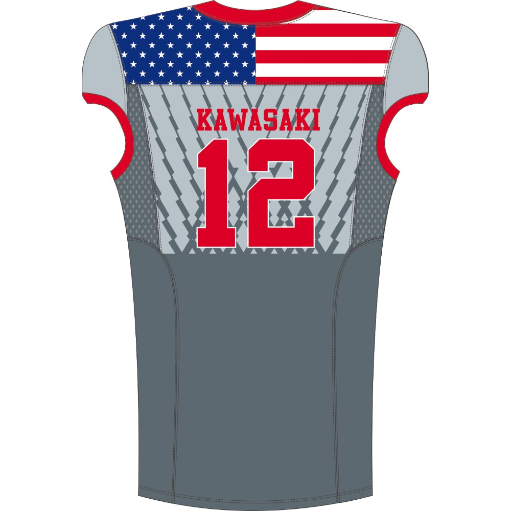 Kawasaki Custom Football Jerseys Breathable College Football Pants Sports  Team wear For Men Women Children Shirt Football 007 dacd845057