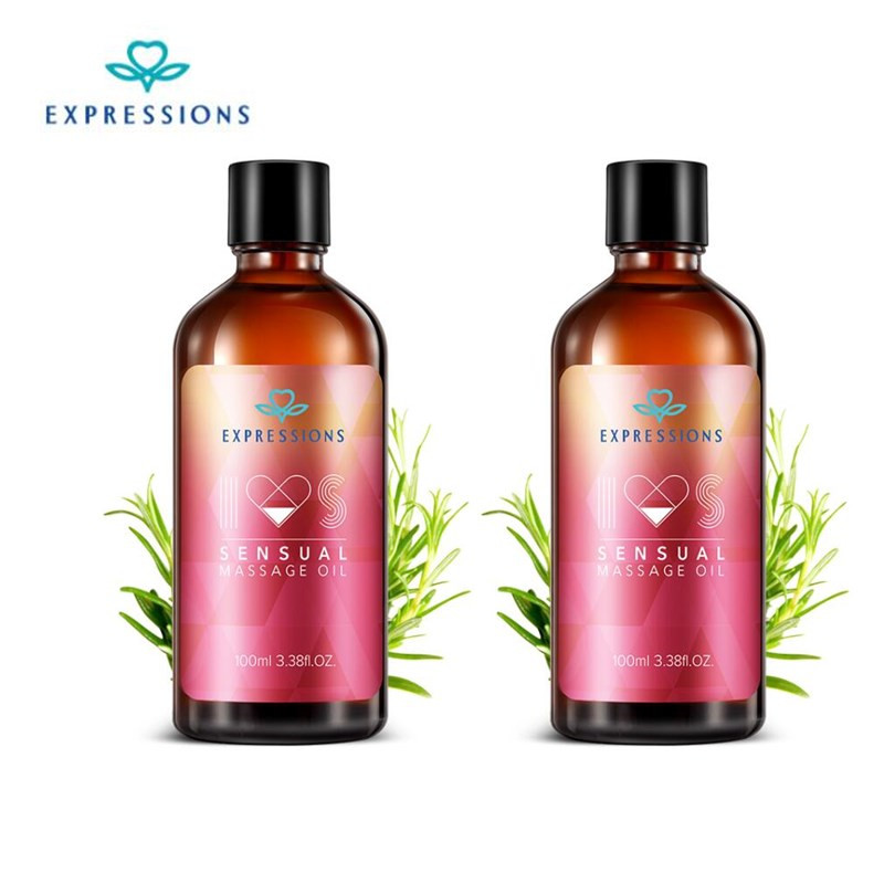 2 PCS Water base Lubricant of Sex Anal oil Vagina Gel Intimate Body SPA Massage Oil Japan AV lube Cream for Adults Essential Oil