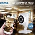 Escam Wall-e QF601 Wifi Mini IP Para el Hogar Cámara de 1.0MP HD 720 P Onvif P2P Visión Nocturna de Vigilancia de Seguridad CCTV Cámara