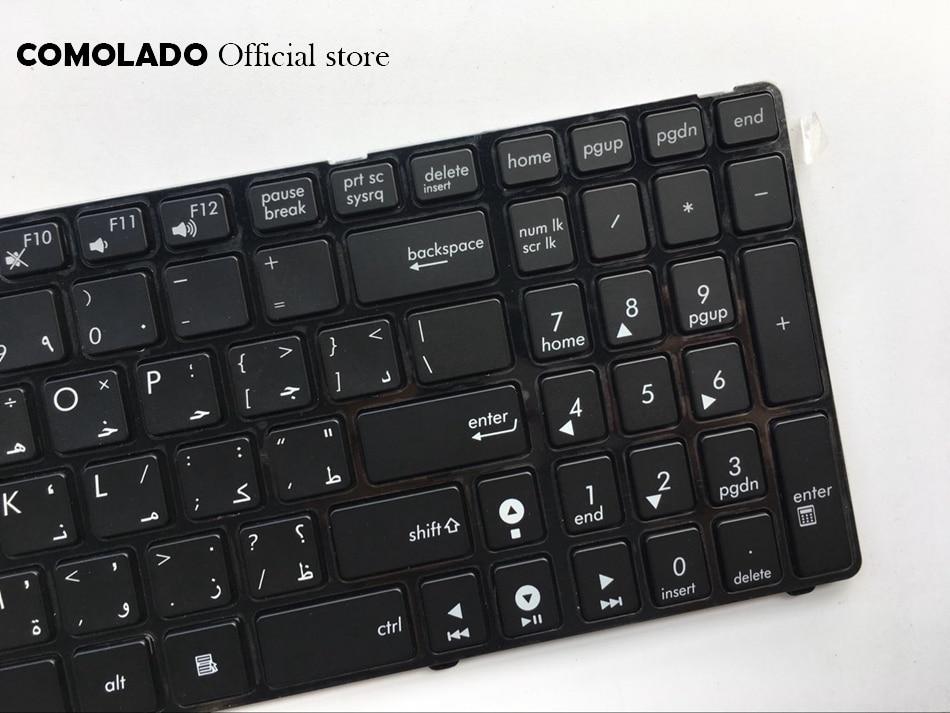 US New Keyboard For ASUS K51 K60 K61 K62 P50 P50IJ K51 K70 K70IJ F90 F90SV X5D F52 F5 laptop Keyboard