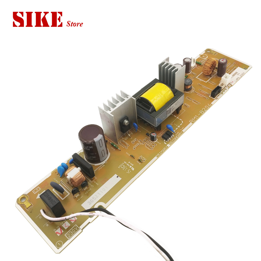 LaserJet  Engine Control Power Board For HP M175 M175A M175NW 175 175NW M275 M275NW RM1-8203 RM1-8204 Voltage Power Supply Board laserjet engine control power board for hp m5025 m5035 5035 5025 mfp rm1 3490 rm1 3006 voltage power supply board