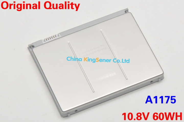 ФОТО Original Quality New Laptop Battery A1175 for Apple MacBook Pro 15