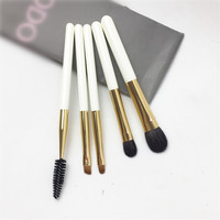 G Series Eye & Brow Set (G 03 G 04 Eye Shadow G 05 Liner G 06 Brow G 14 Screw ) Squirrel Hair Beauty Makeup Blending Brushes