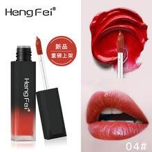 Профессиональный макияж сексуальный красный бархат водостойкий