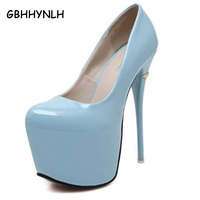 zapatos mujer plataforma sexy High Heels Party shoes for women shoes heels Sapatos Femininos Brand Shoes Womens Pumps LJA18