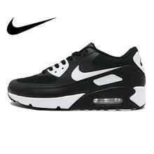 e98072ec1 الأصلي نايك الجوية ماكس 90 جدا 2.0 الرجال احذية الجري أحذية رياضية تنفس  الرياضة في الهواء الطلق الرجال أحذية رياضية الأسود والأب.