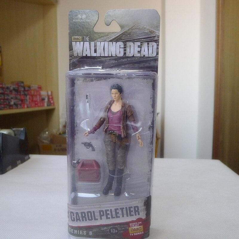 CC02--McFarlane Toys AMC Walking Dead 5 Action Figure Carlo Peletier New мегафон amc se116 продам киев