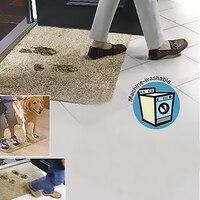 Супер абсорбирующий волшебный дверной коврик микрофибра чистая шаг Супер мат моющийся коврик для ванной Прямая доставка