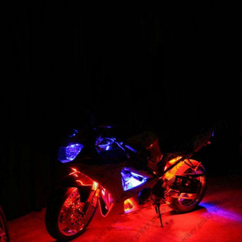 motorcycle light Gri DES