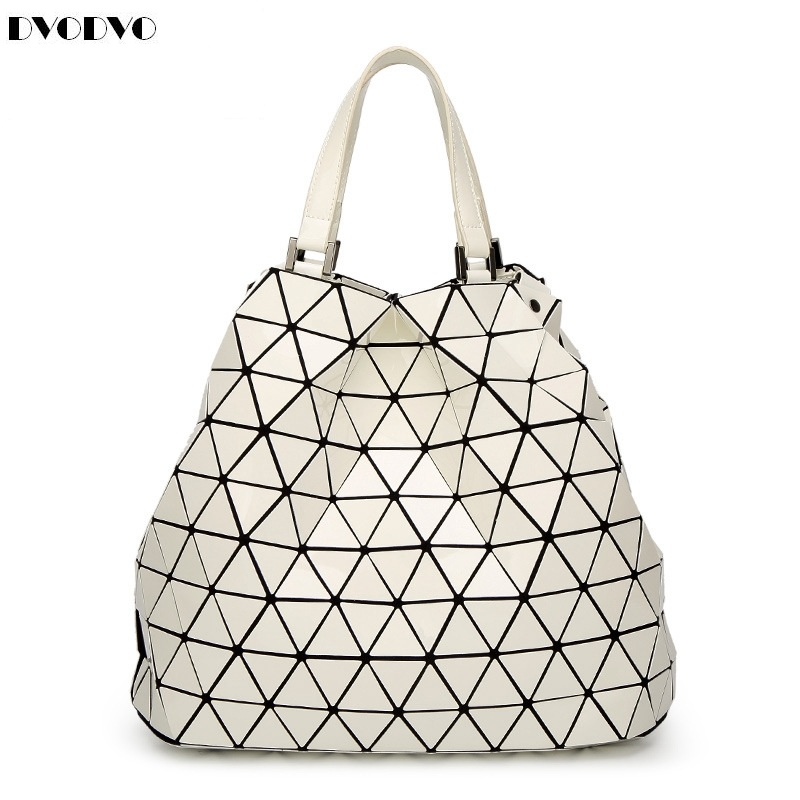 DVODVO Hot Sale BaoBao Bag Geometric Folding  bucket bag Bao Bao Fashion Casual Women Tote Top Handle Bags High Quality baobao bag women folded geometric plaid bag bao bao fashion casual tote women handbag mochila shoulder bag top handle sac a main