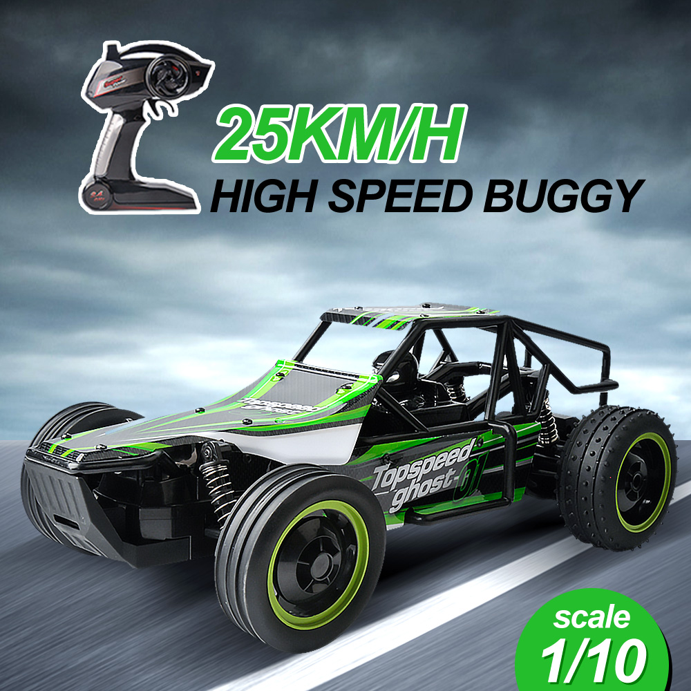 1 10 RC Car 2 4G High Speed 23km h Big Monster Electric RC Cars 4CH