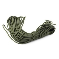550 Paracord Parachute Cord Lanyard Mil Spec Type III 7 Strand Core100FT