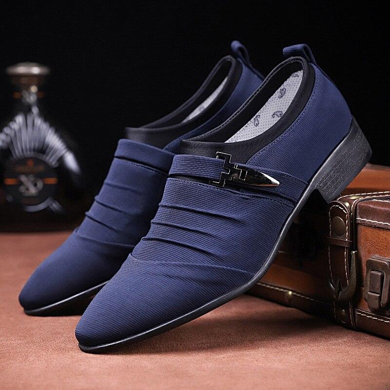 100% QualitäT Mode Leder Herren Formale Schuhe Kleid Schuhe Luxus Marke Oxford Business Design Hochzeit Schuhe Für Männliche Dropshipping Von Der Konsumierenden öFfentlichkeit Hoch Gelobt Und GeschäTzt Zu Werden
