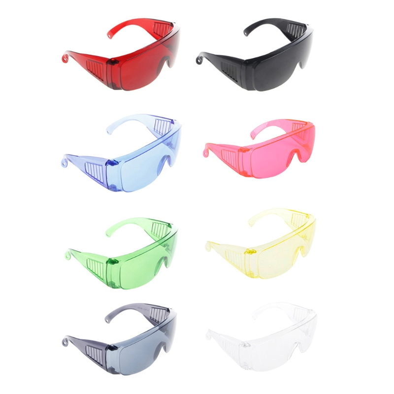 Protective Safety Goggles Glasses Work Dental Eye Protection Spectacles Eyewear