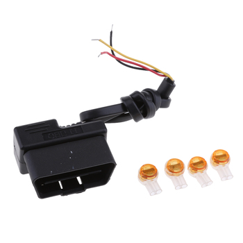 Premium 0.4Meter 12 24V to 5V/2A Car Dash Cam Hardwire Adapter Step Down Module DVR GPS OBD Buck Cables image