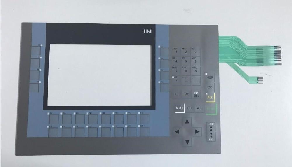 KP700 6AV2124-1GC01-0AX0 New Membrane keypad membrane keypad for 6av2124 2dc01 0ax0 ktp400