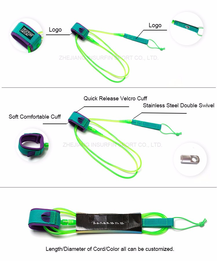 China surfboard leash Suppliers