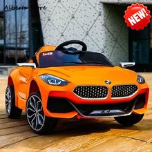 Z4 Children Electric Car Four Wheel Remote Control Car 1-8 Years Old Charging Baby Stroller Baby Toy Car Ride on Outdoor Toys