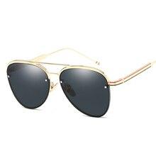 Gafas de sol de Las Mujeres gafas de Sol de Aviador de Los Hombres Gafas de Sol Masculino Gafas de Sol Gafas Gafas Lentes Gafas Luneta Femme Feminina