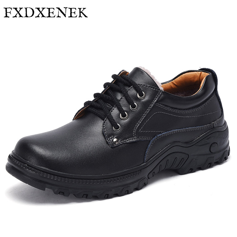 FXDXENEK Autumn Winter Warm Mens Shoes With Fur Fashion Real Leather Handmade Casual Shoes For Men Zapatos Flats Shoes 38-44 htc one m8 16gb купить дешево