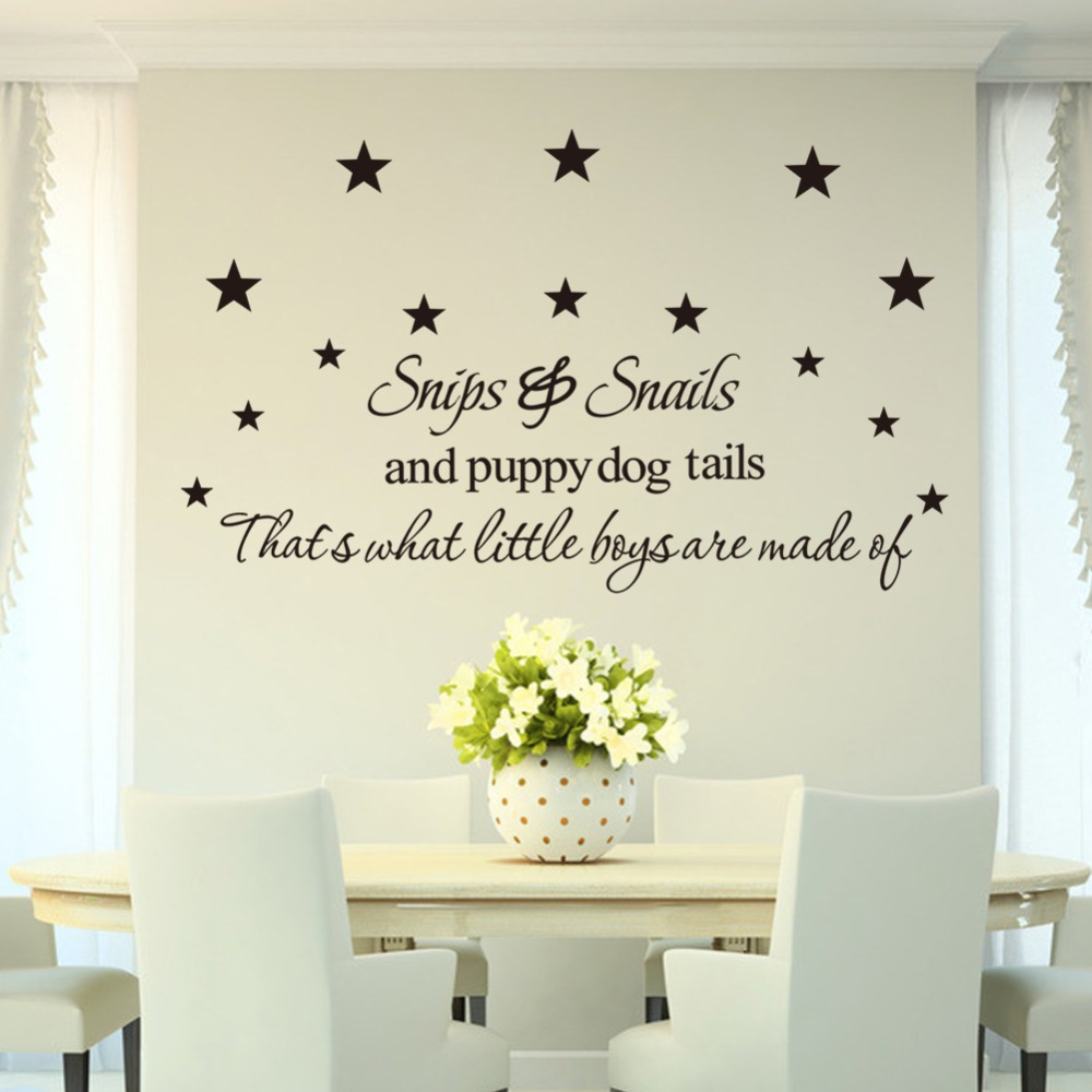 Compare prices on wall decor quotes online shopping buy Low cost wall decor