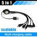 Мульт-Функция USB зарядка кабель для передачи данных для Iphone ipad andirod телефоны, факел, записи и другие цифровые продукты