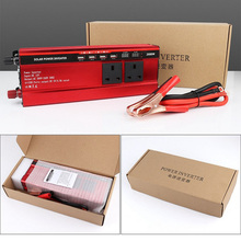 цена на 2000W Car Inverter DC 12V 24V to AC 110V 220V Modified Sine Wave Car Charger Power Inverter Supply Converter Car Inverter