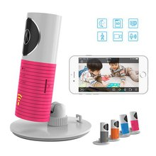 5 Color WIFI Wireless Night Vision Camera Baby Care Monitor Security Audio Video