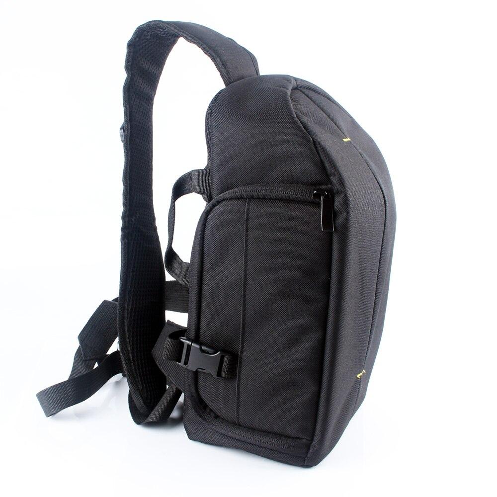 Custodia impermeabile DSLR Camera bag Zaino Sling Shoulder Carry Bag Per Nikon D5300 D3300 D3200 D3100 D7200 D7100 D5200 D700