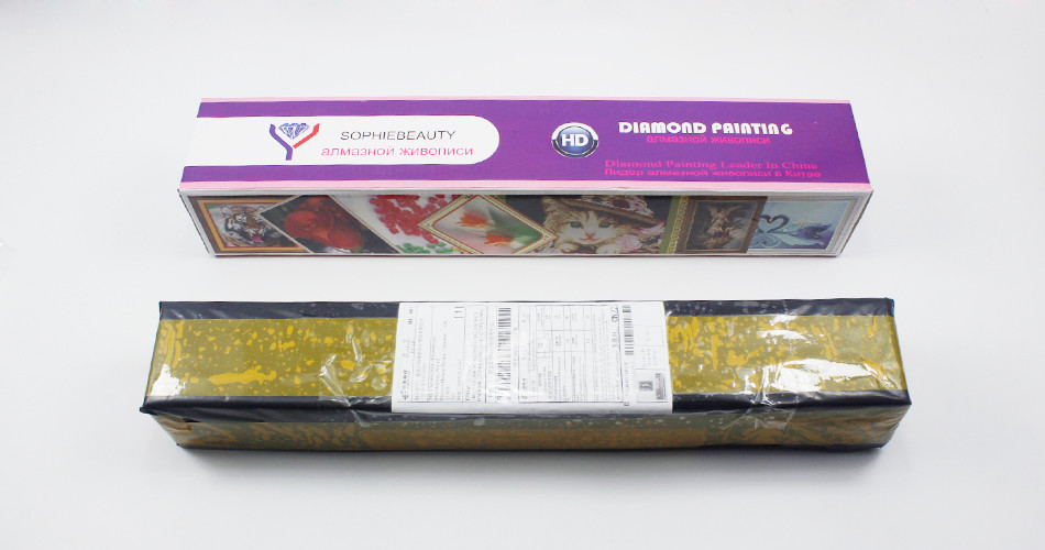 diamond painting Box packing