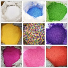 Craft-Decor Styrofoam-Filler Foam-Beads Polystyrene Balls Colorful Mini DIY 500g New