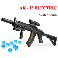 Hot sale Toy Gun Pistol Gun 400 Pcs Water Absorb Bullet 3 Pcs Soft Bullet Soft Foam Bullet Orbeez Water Gun Air gun Toys