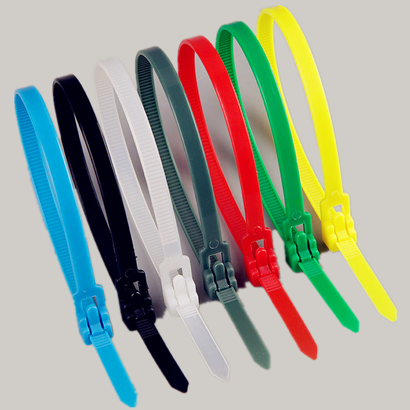 100 stücke width4.8 farben 5X200mm xintylink lösbare Nylon ...