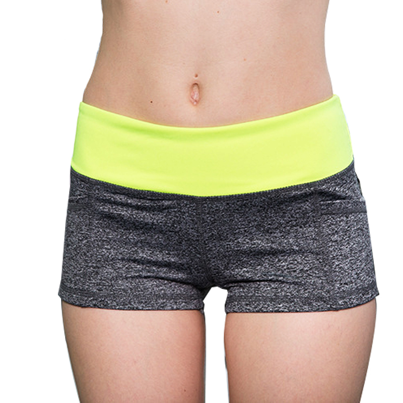 2017 Summer Workout Short for Women Sporting Athleisure Fitness Shorts Sexy Bodybuilding Quick Drying Ladies Shorts 11 Color