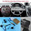 Car Rear View Camera For Mercedes Benz R W251 2006~2013 - Back Up Reverse Camera RCA & Original Screen Compatible