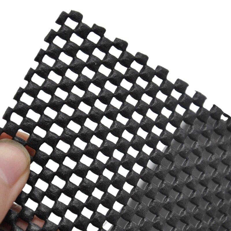 New Car Dashboard Trunk Sticky Pad Mat Anti Non Slip Outsize 150*50cm Mesh Fabric Mats PVC Foam Custom Anti Slip Mat