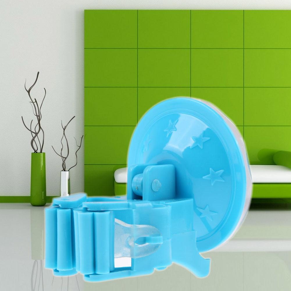 البلاستيك الحمام المماسح حامل الرف مع - التنظيم والتخزين في المنزل