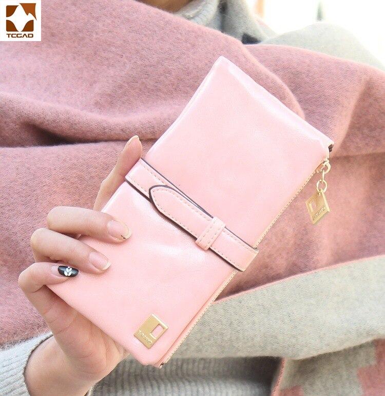 фиолетовый кошелек; роскошные; женщины портмоне;