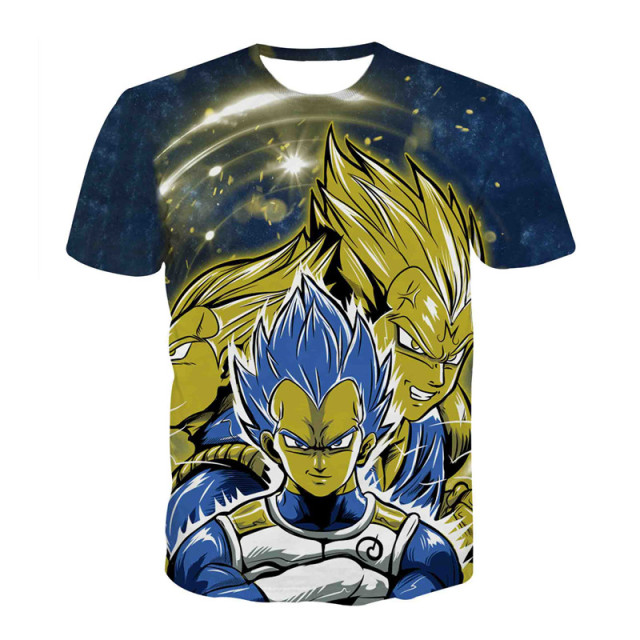 Dragon ball T-shirt 12 Styles