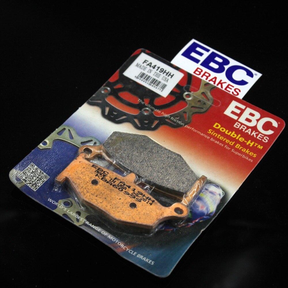 Оригинальные задние тормозные колодки EBC для Suzuki hayabusa 2010 tablet, аксессуары для мотоциклов