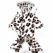 Warm winter chihuahua hoodie / pajamas