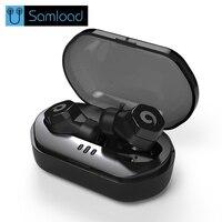 Samload Waterproof Bluetooth 4 2 Earphone IPX7 Touch Control Wireless Earbuds F8 TWS Wireless Headset For