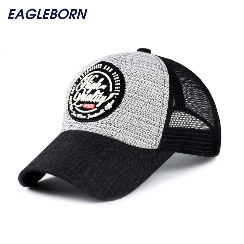 Brand New Fashion Super Breathable Baseball Cap with Mesh Sus