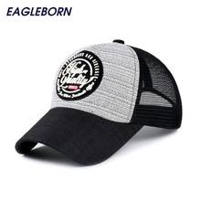 Brand New Fashion Super Breathable Baseball Cap with Mesh Summer Style Sun Visor Hats For Women Men Adjustable Snapback Hats
